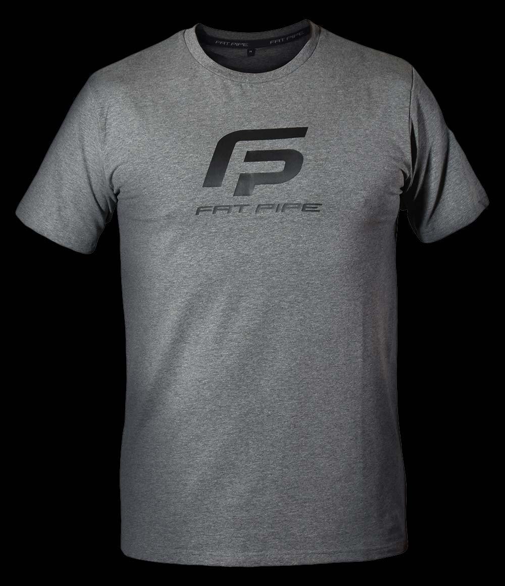 Fatpipe T-Shirt Tim grey