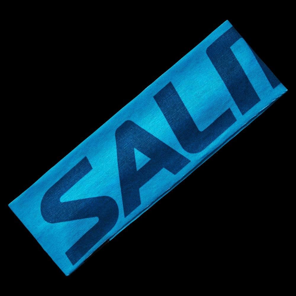 Salming Headband blue poseidon