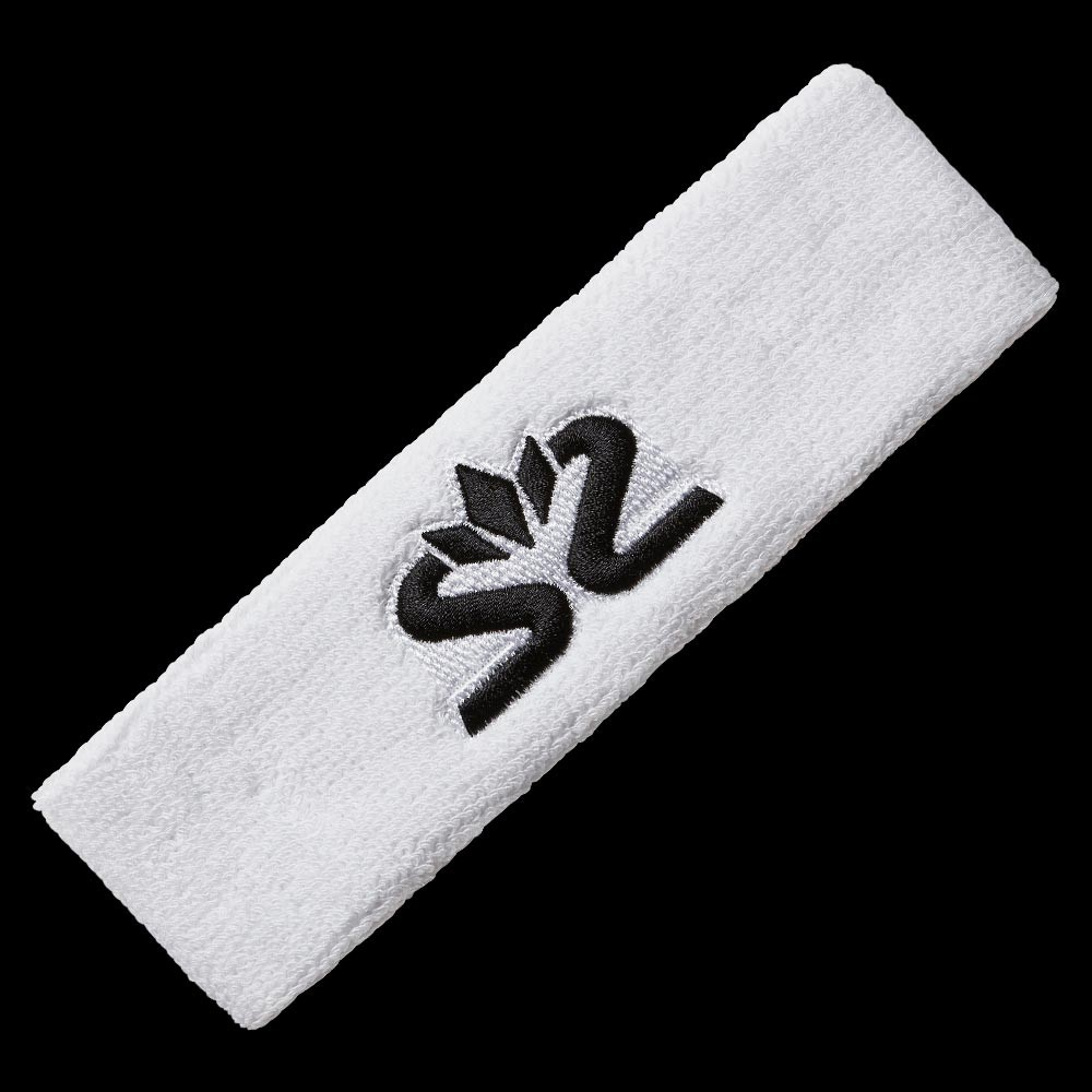 Salming Knitted Headband white/black
