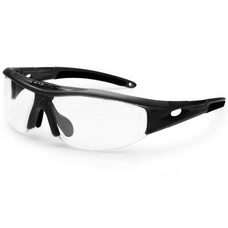 Salming Schutzbrille V1 Senior gun metal
