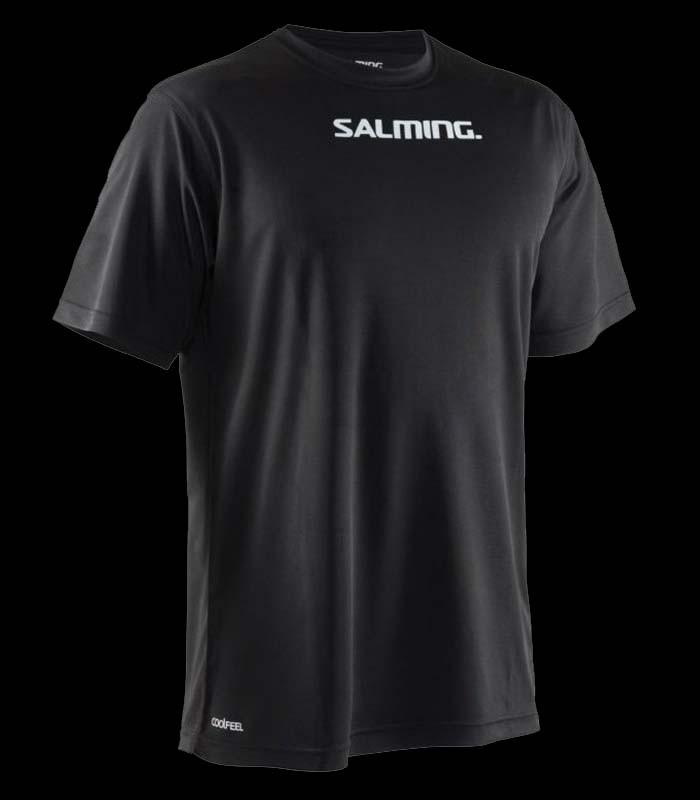 Salming Run Focus Tee Senior black