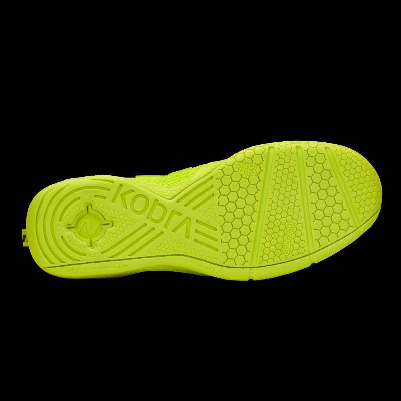 Salming Kobra 3 Men fluo green/black