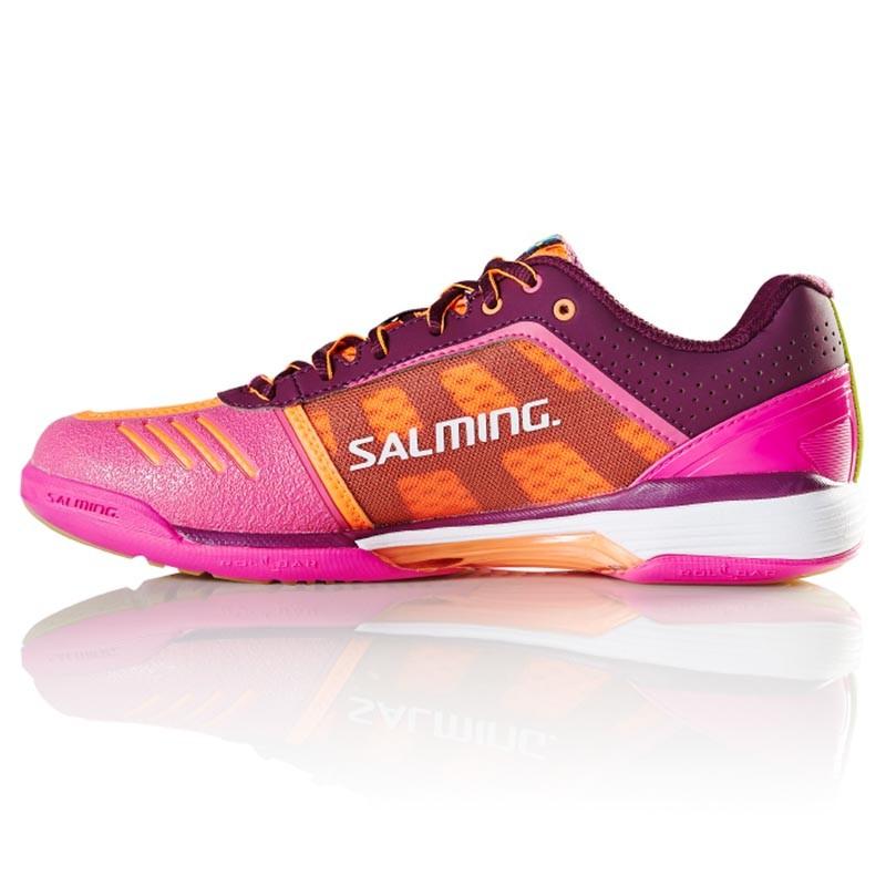 Salming Viper Women purple/orange