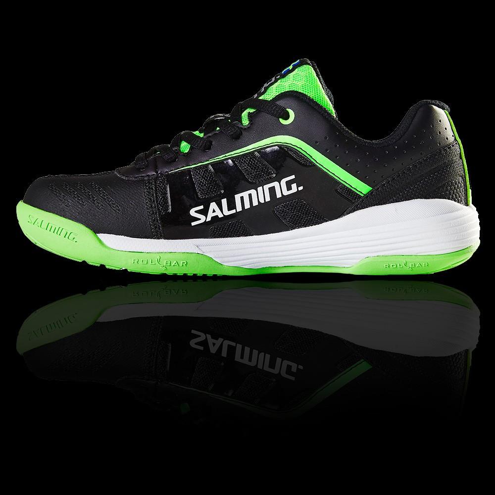 Salming Adder Kid black/green