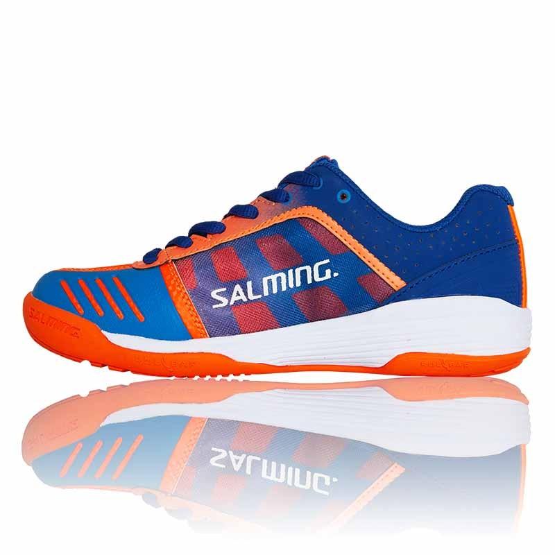 Salming Falco Kid blue/orange