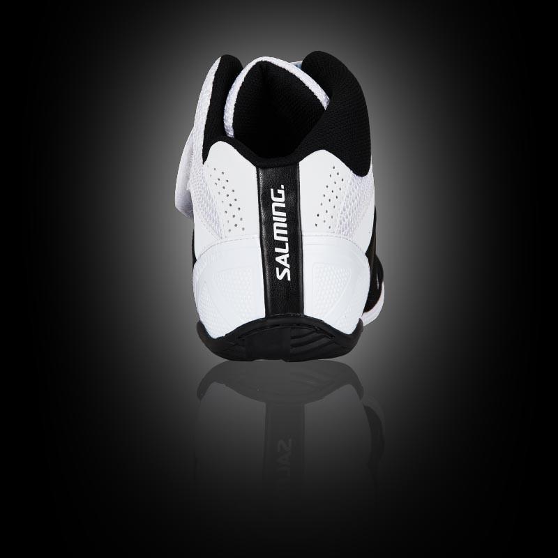 Salming Goalie Schuh Slide 5 white/black