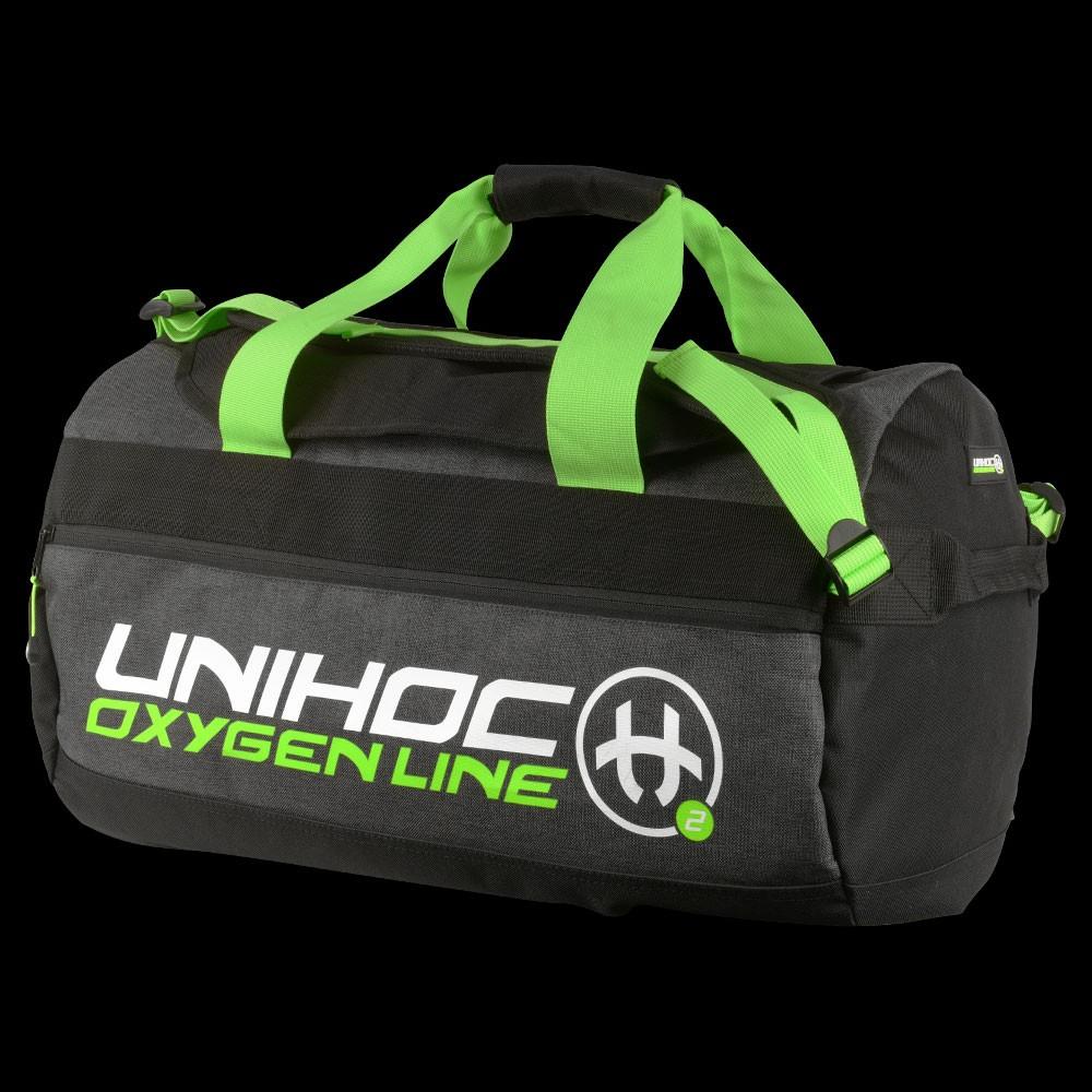 unihoc Sporttasche Oxygen Line medium