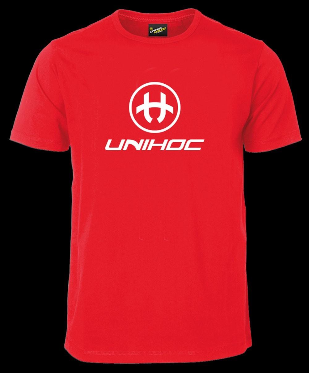 unihoc T-Shirt Storm Red Devils rot