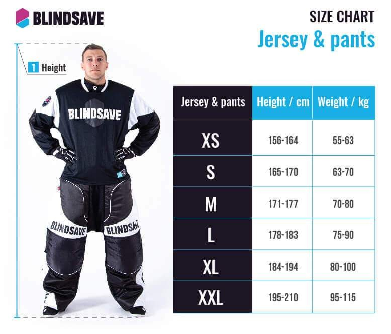 Blindsave Goalieset Supreme