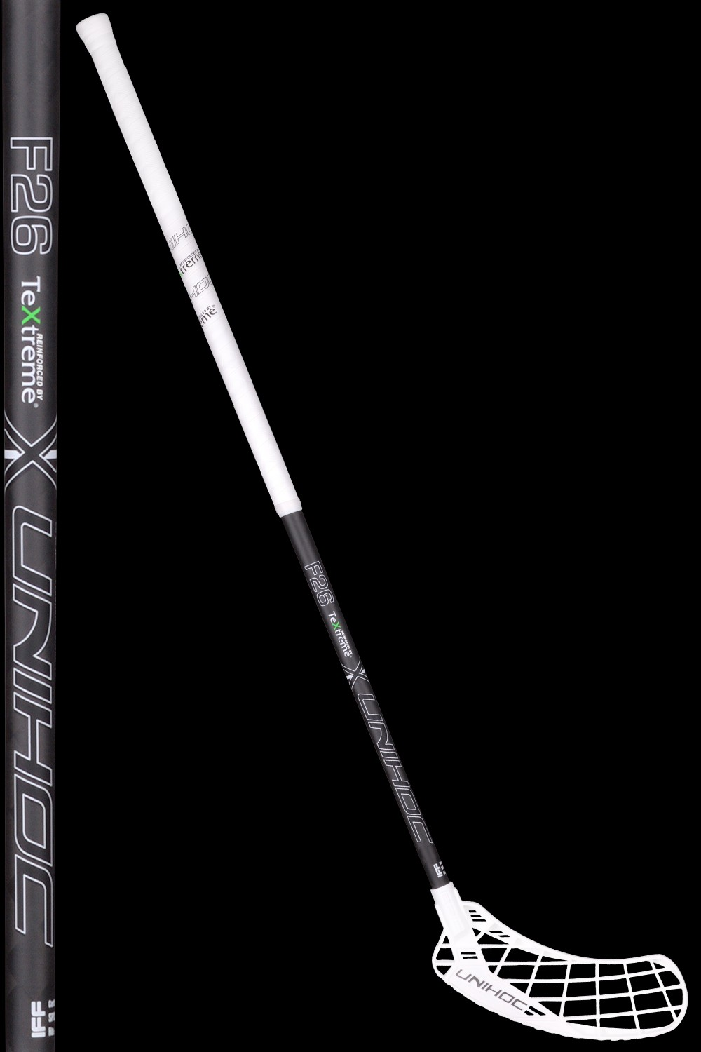 unihoc EPIC TeXtreme 26 white/black