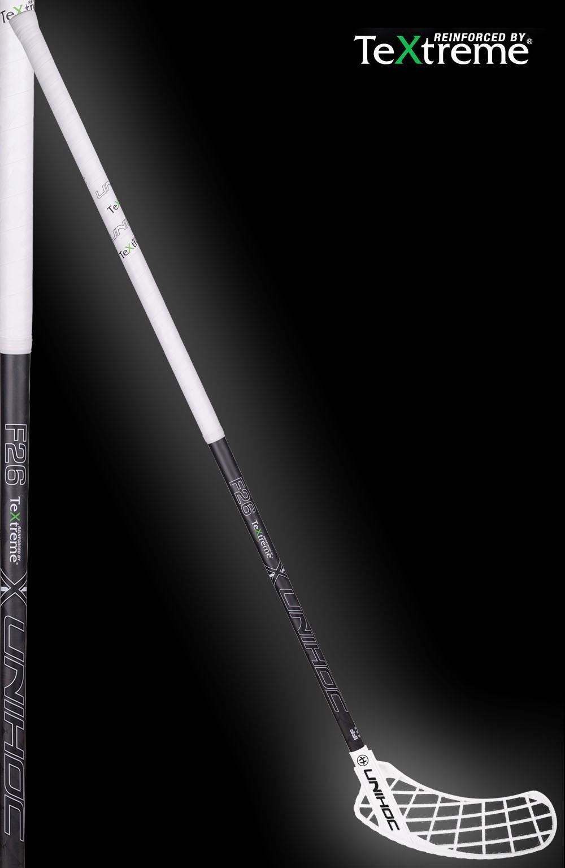 unihoc SONIC Textreme 26 white-black