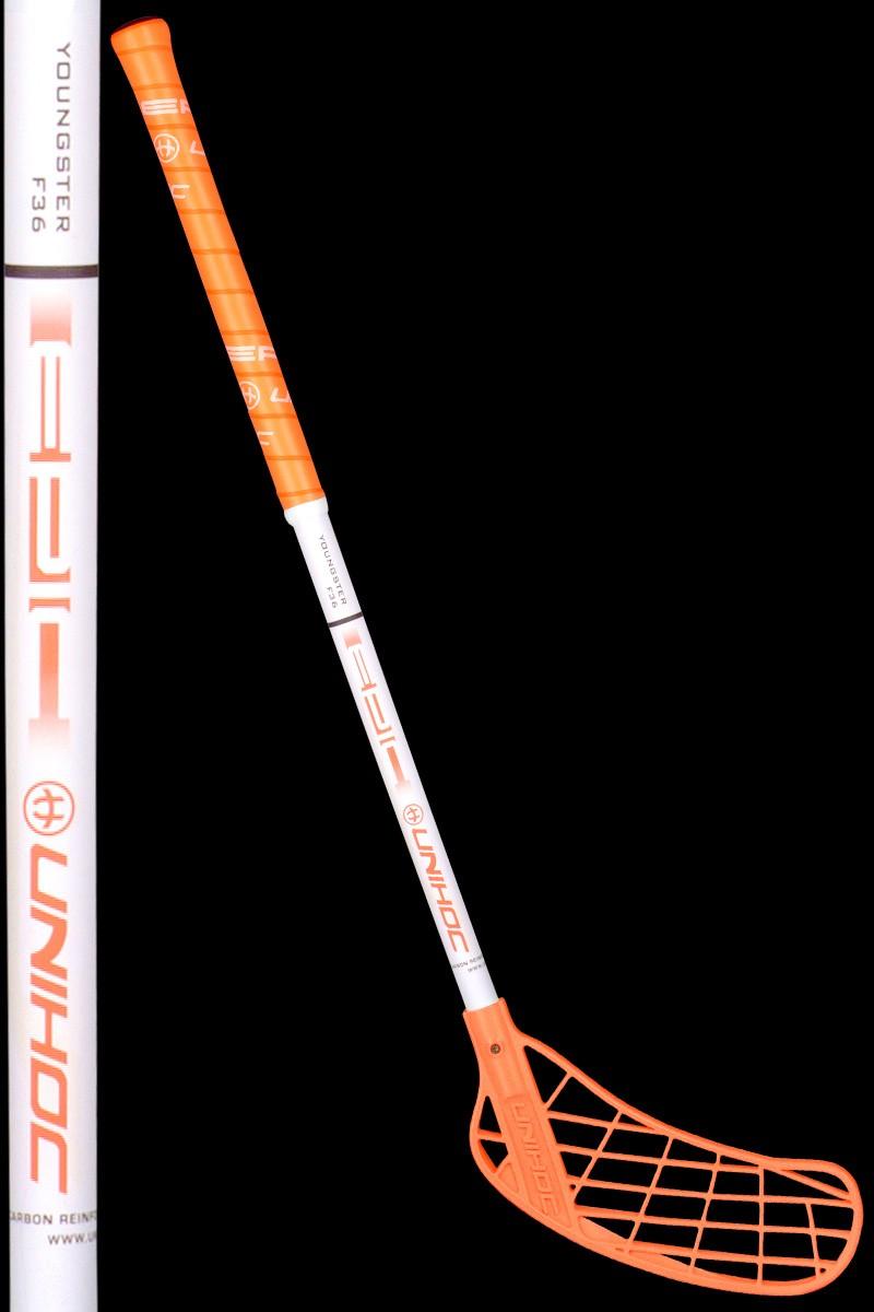 unihoc EPIC Youngster neon orange