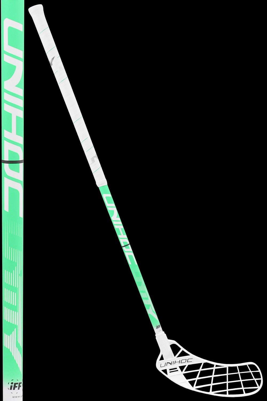 unihoc Unity Curve 1.5 35 white/green
