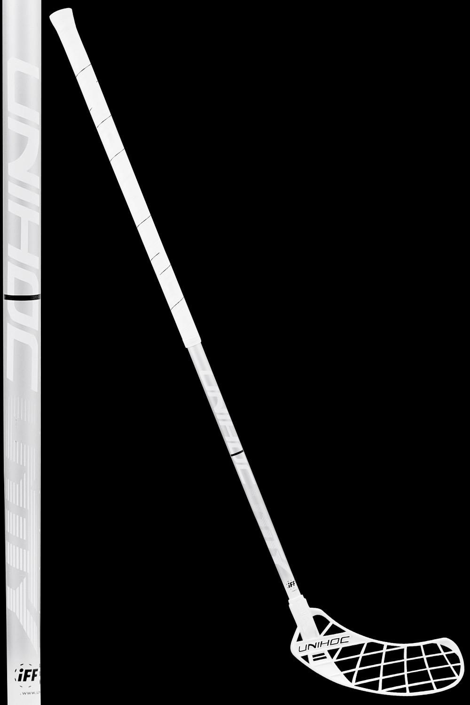 unihoc Unity STL Curve 3.0 26 white/silver
