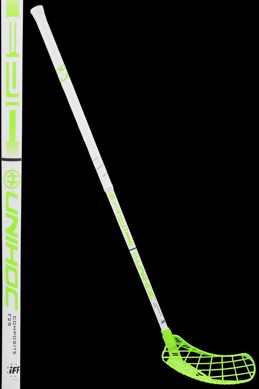 Teststock unihoc EPIC Composite 29 white/green