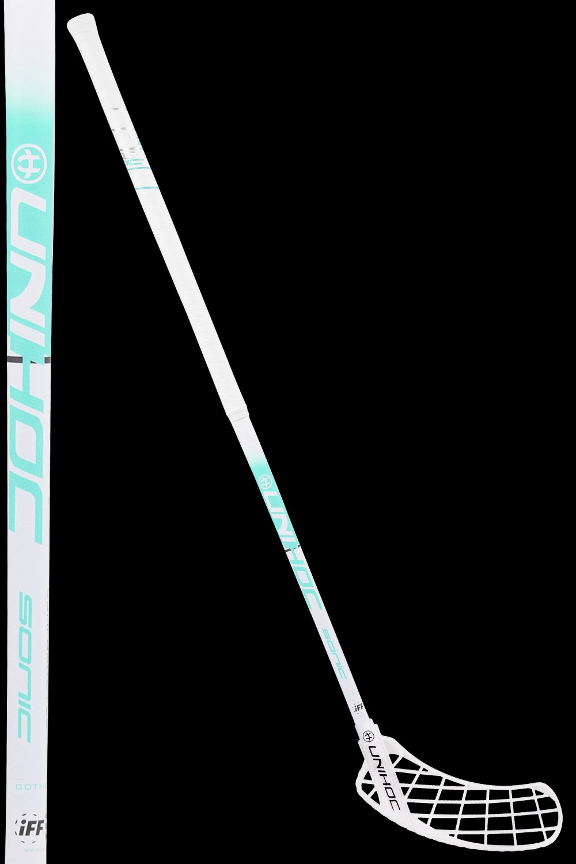 unihoc SONIC Composite 26 white/tourquoise