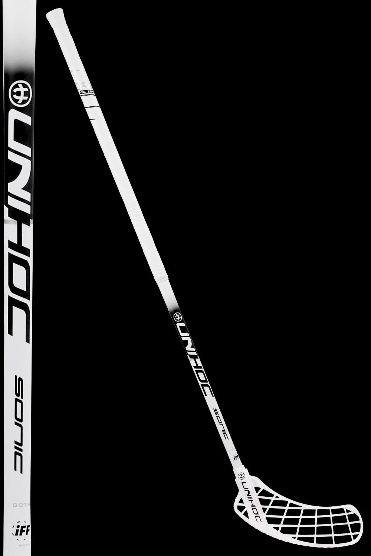 unihoc SONIC Super Top Light 26 white/black