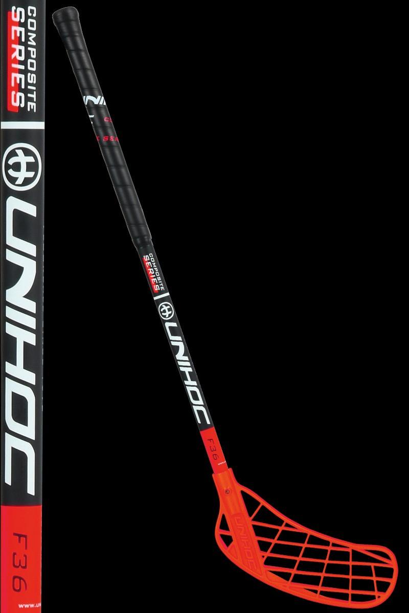 unihoc Nino Youngster 36 black/red