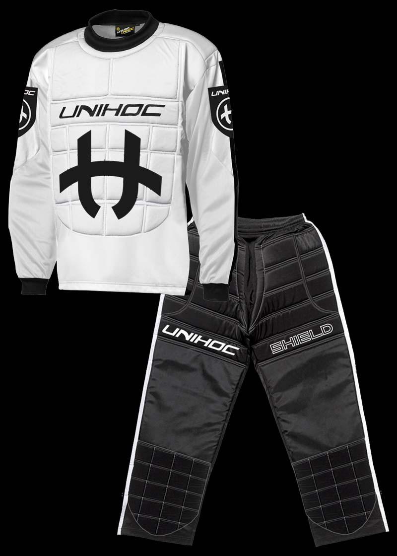 unihoc Goalieset Shield Junior