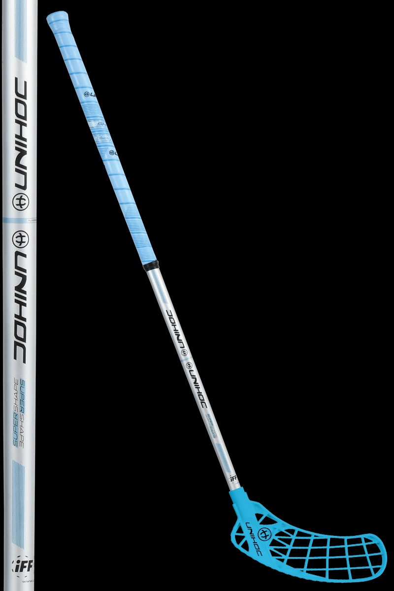 unihoc ICONIC Supershape Curve 1.5 35 blue/silver