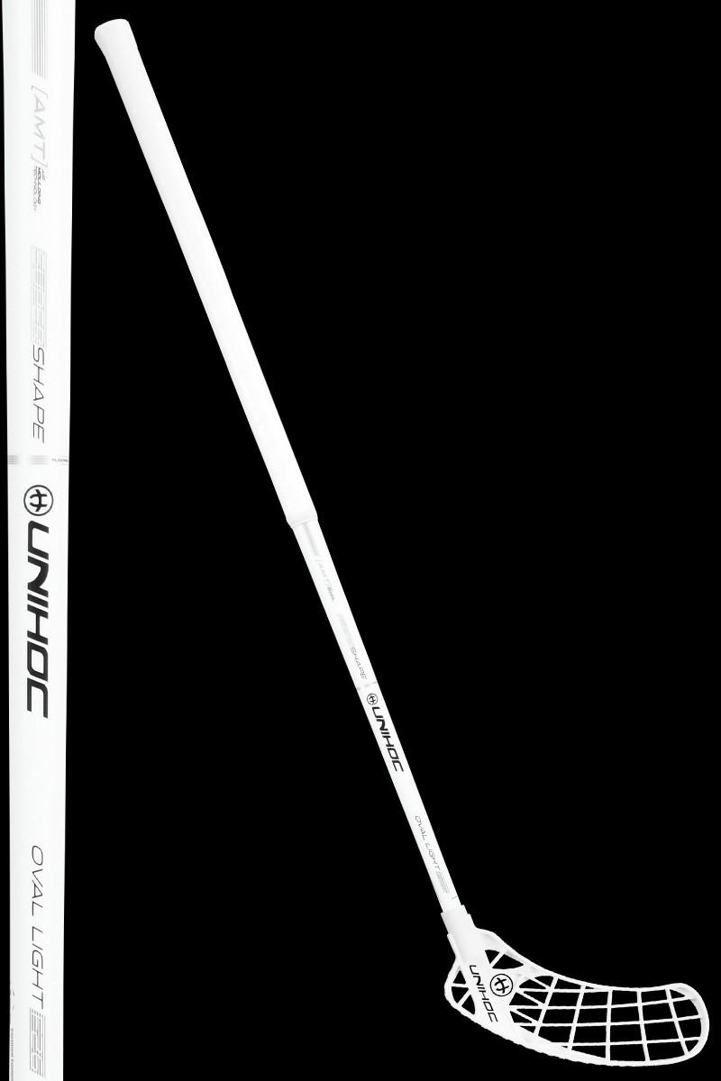 unihoc ICONIC Supershape Oval Light 26 white