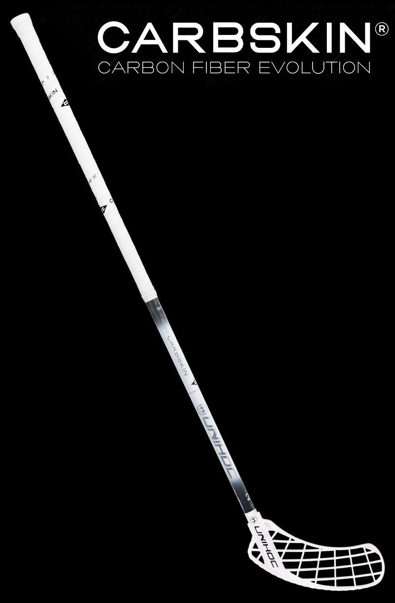 unihoc SONIC Carbskin 29 Snow-White