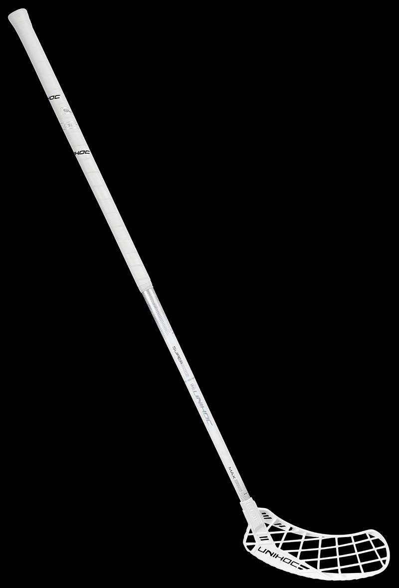 unihoc EPIC Superskin Max 29 white/silver