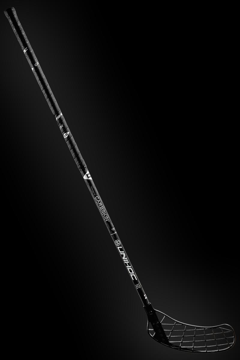 unihoc Player TITAN Carbskin 28 black Limited