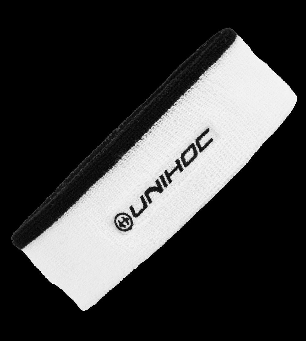 unihoc Headband Sweat mid white