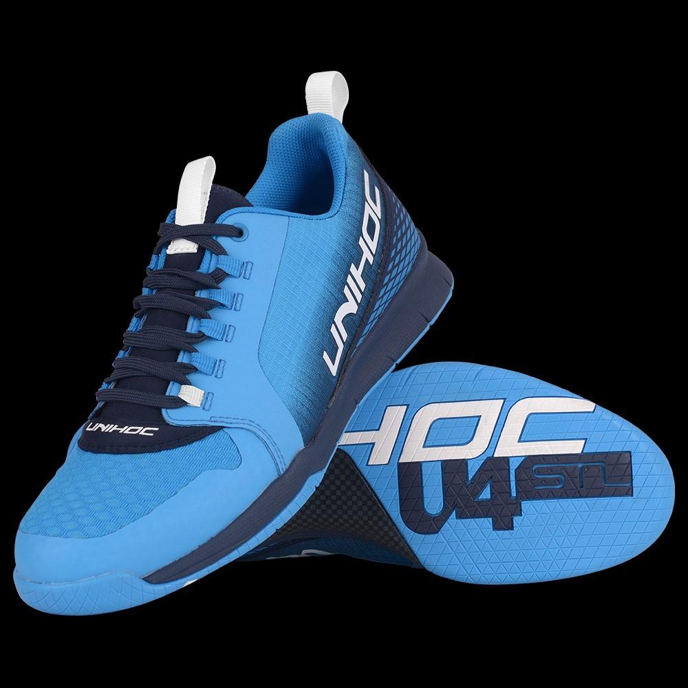unihoc U4 Plus LowCut Men blue