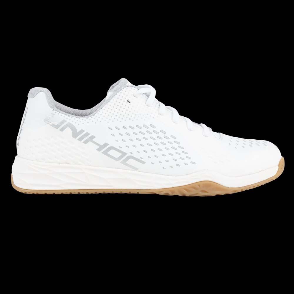 unihoc U5 PRO LowCut Men white/silver