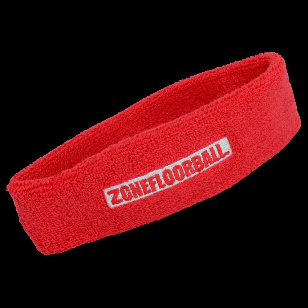 Zone Headband Retro rot