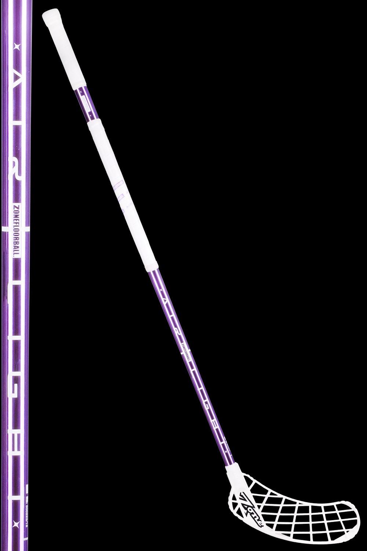 Teststock Zone MONSTR Airlight F27 violet chrome