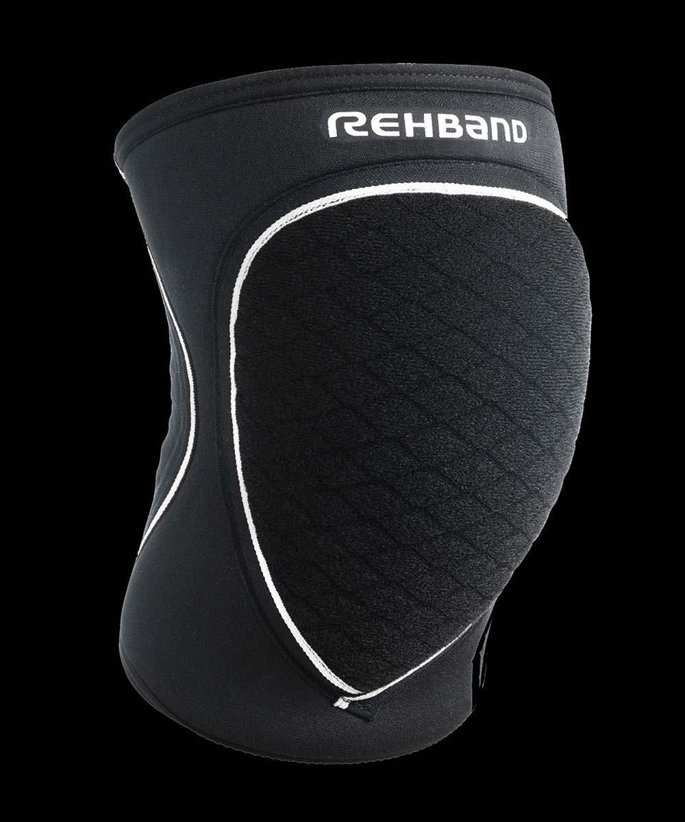 Rehband Knieschutz Handball PRN Junior schwarz