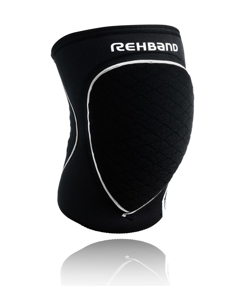 Rehband Knieschutz Handball PRN black