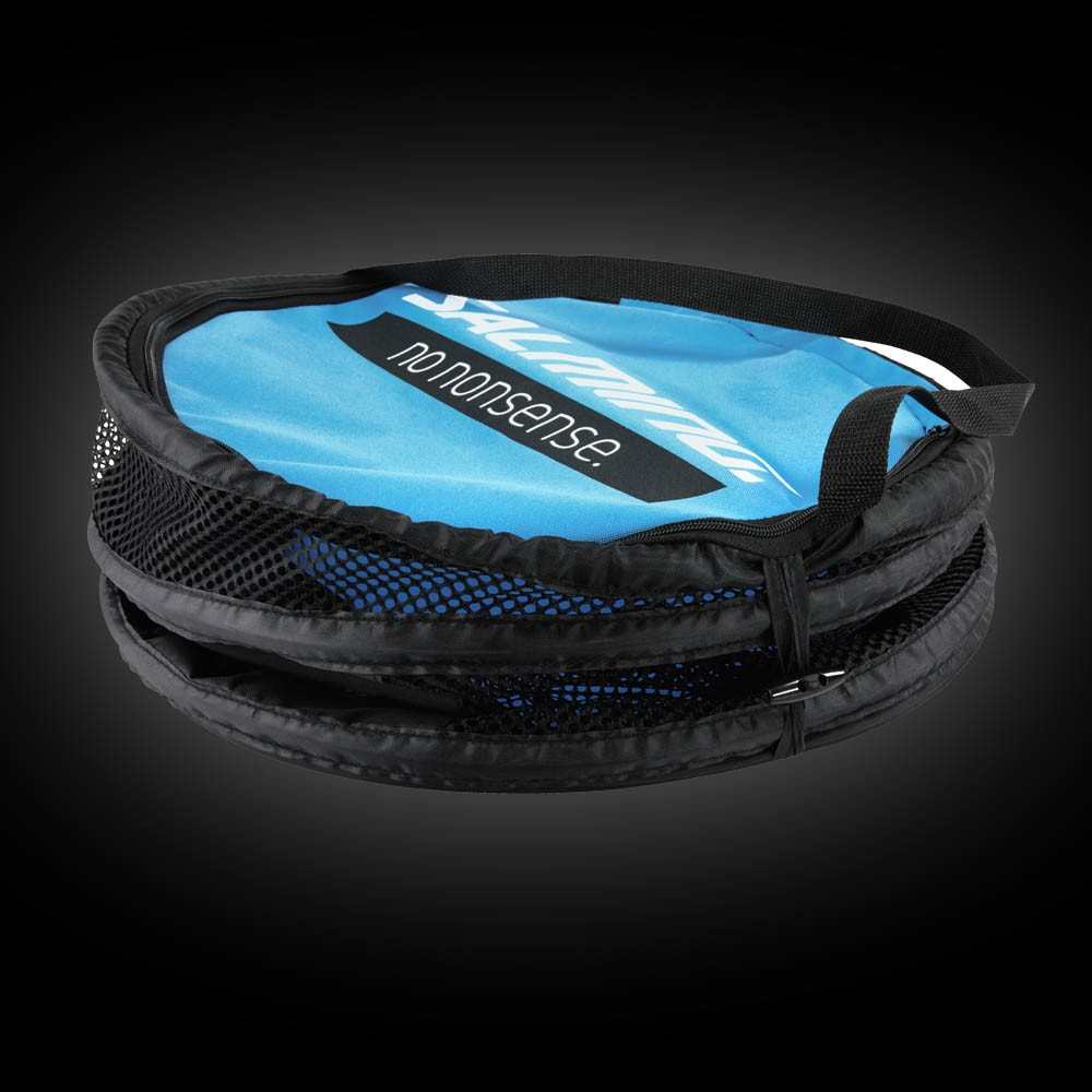 Salming Ballbag Aero black/blue