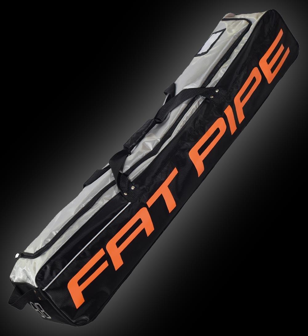 Fatpipe Big Stickbag Junior black/orange