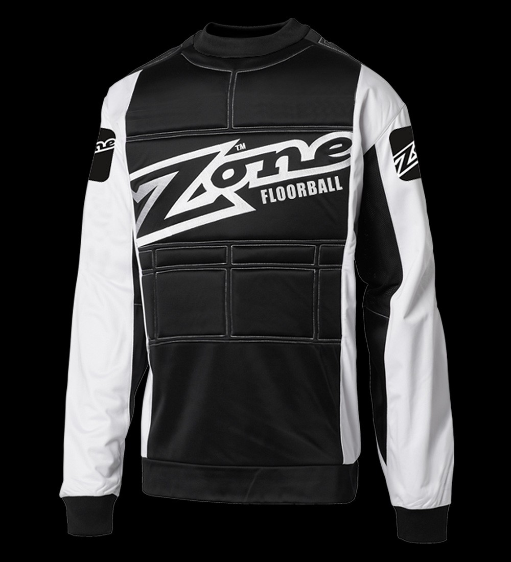 Zone Goaliepullover Legend schwarz