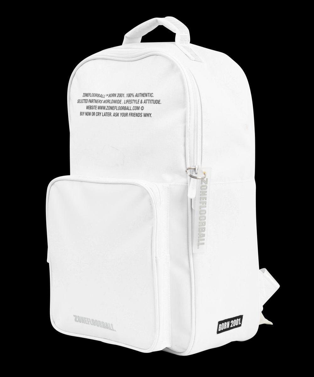 Zone Backpack BRILLIANT+ white/silver