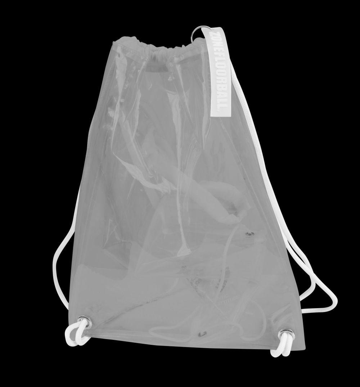 Zone Gym Bag SEETHROUGH transparent