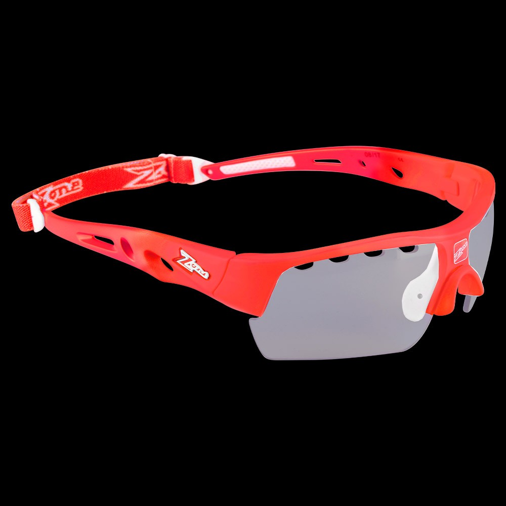 Zone Sportbrille Matrix Kids rot