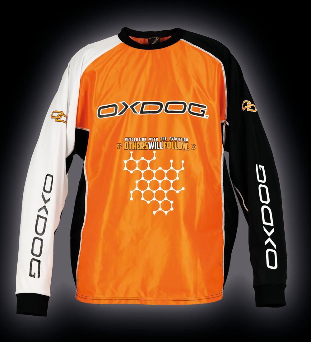 OXDOG Goalieshirt Tour orange