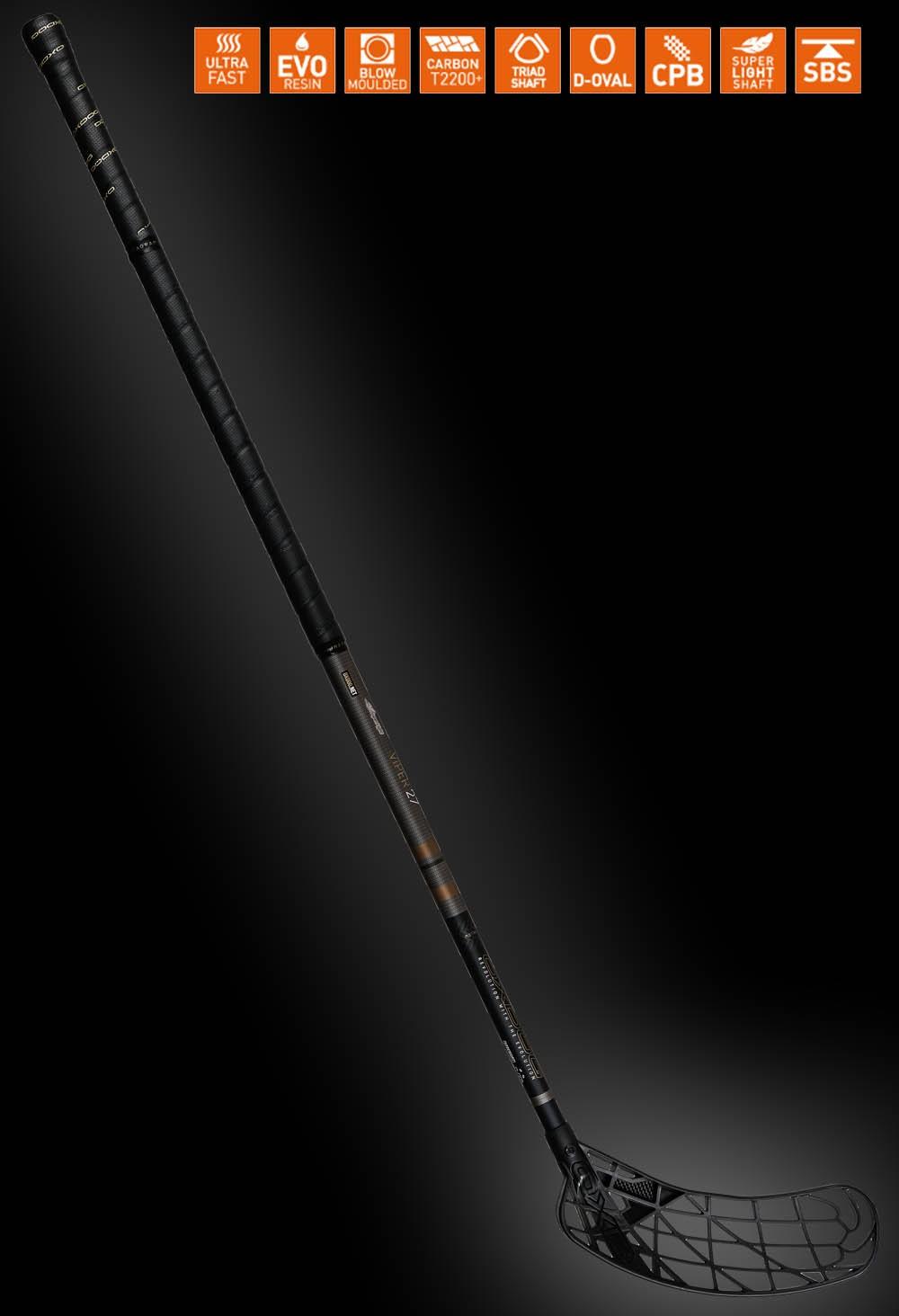 OXDOG Viper Superlight 27 black