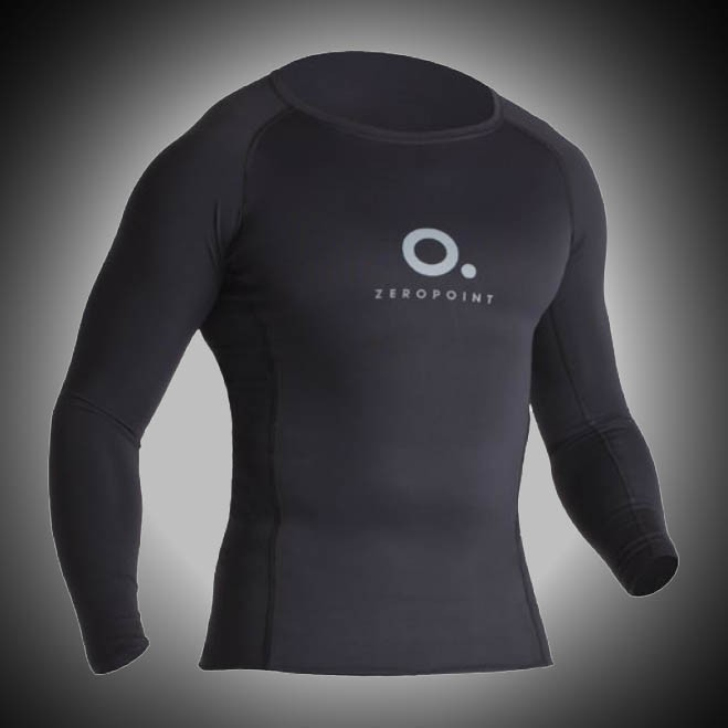 ZeroPoint Power Compression Long Sleeve Shirt Men