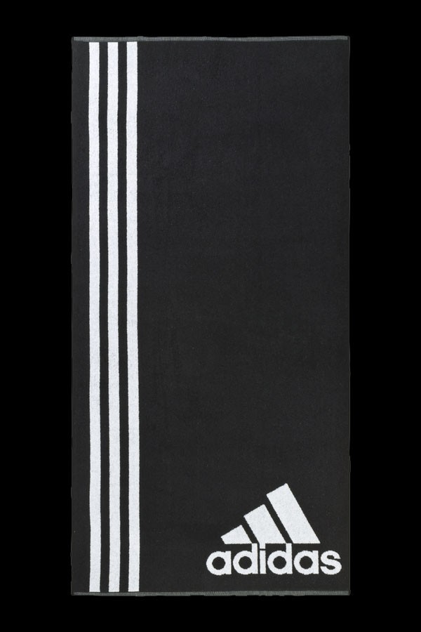 Adidas Active Towel L black/white