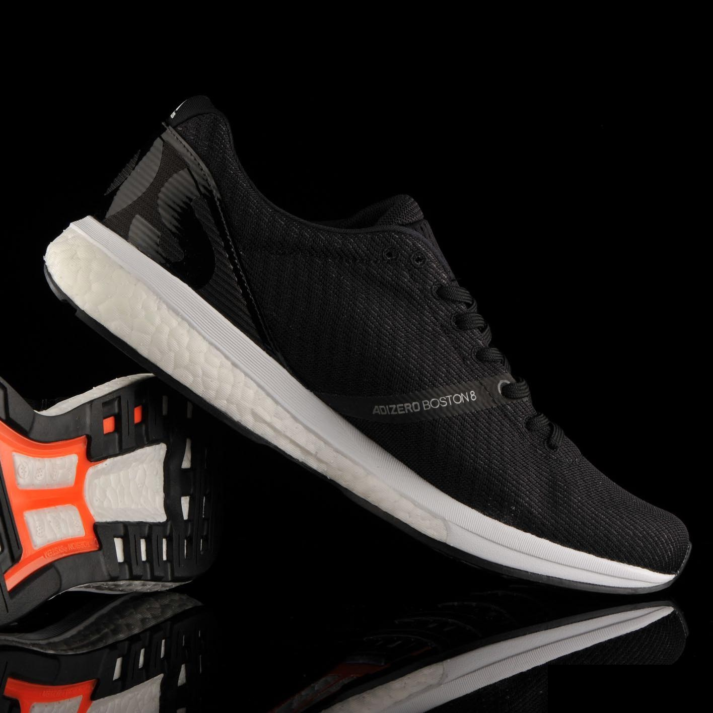Adidas adizero Boston 8 black/white