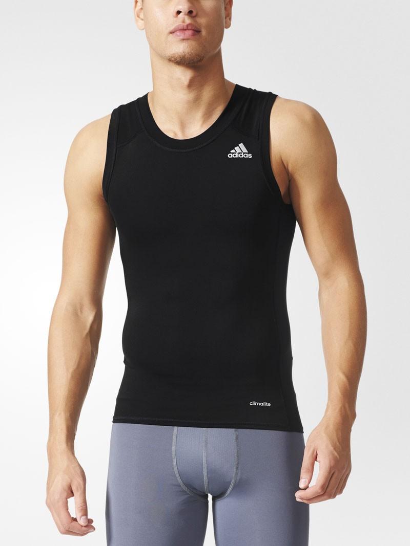 Adidas TECHFIT Base Tank black