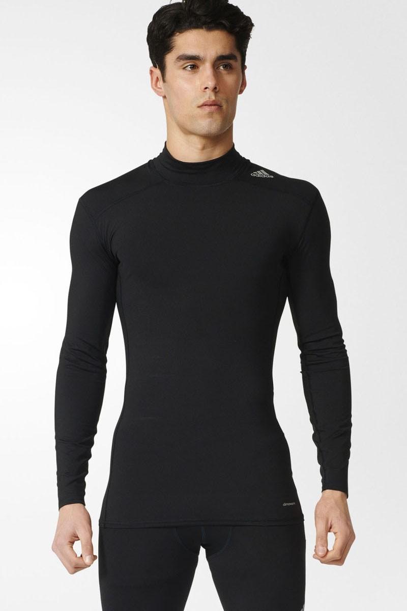 Adidas TECHFIT Base Climawarm Mock black