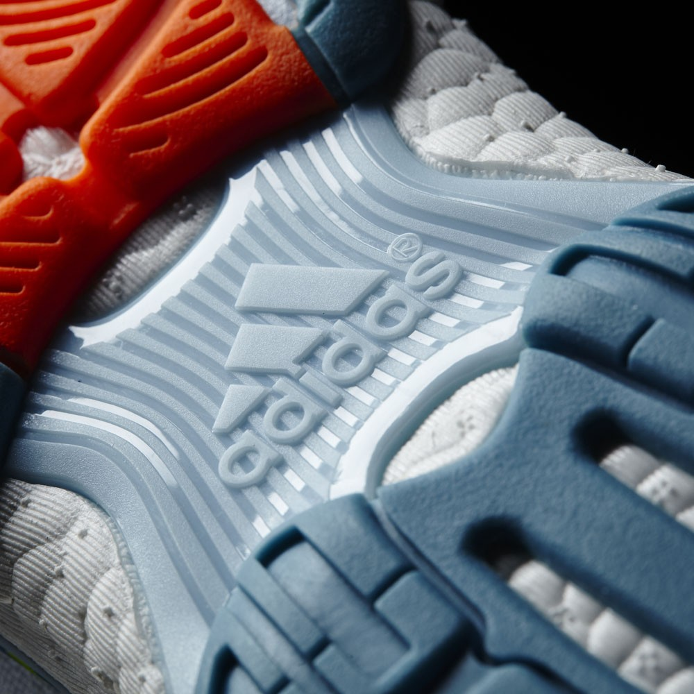 Adidas Stabil Boost II Women white/light blue