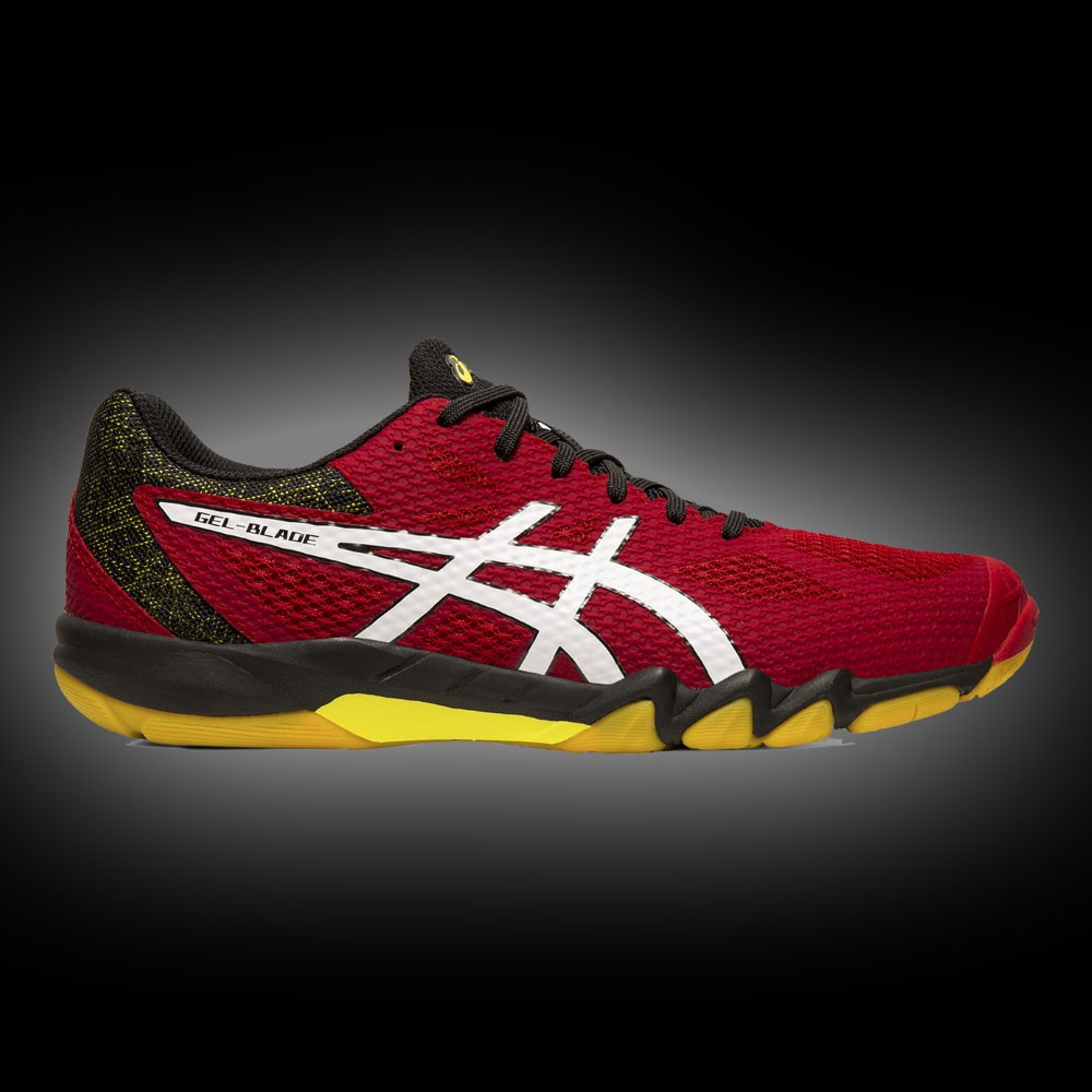 asics GEL-BLADE 7 speed red/white